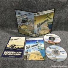 Videojuegos y Consolas: MICROSOFT FLIGHT SIMULATOR X PROFESSIONAL EDITION PC. Lote 219189051