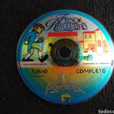 Videojuegos y Consolas: CD ROM LA REVOLUCIÓN FRANCESA. JUEGO COMPLETO. Lote 219213000