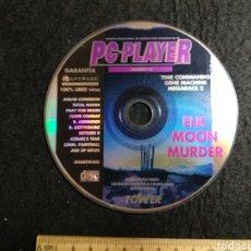 Videojuegos y Consolas: CD ROM. PC PLAYER 16. Lote 219215995