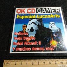 Videojuegos y Consolas: CD ROM. OK PC GAMER ESPECIAL LUCAS ARTS. Lote 219224211
