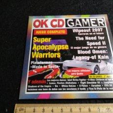 Videojuegos y Consolas: CD ROM. OK CD GAMER. Lote 219224820