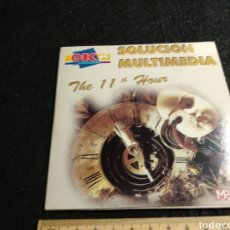 Videojuegos y Consolas: CD ROM. OK PC. THE ELEVENTH HOUR. Lote 219224930