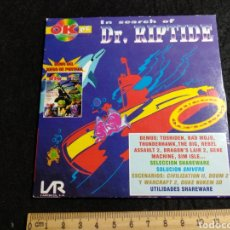 Videojuegos y Consolas: CD ROM. DEMOS IN SEARCH IF RIPTIDE, REBEL ASSAULT 2, DRAGONS LAIR 2. Lote 219225893