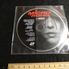 Videojuegos y Consolas: CD ROM. MICROMANÍA DEMOS. Lote 219227031