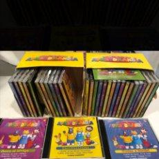 Videojuegos y Consolas: APRENDILANDIA COLECCIÓN EN CD. Lote 219266656