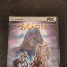 Videojuegos y Consolas: ITZAR LOS DOMINIOS DE LA MAGIA JUEGO PC. Lote 219270675
