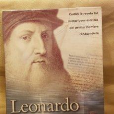 Videojuegos y Consolas: LEONARDO DA VINCI CD-ROM WINDOWS PRECINTADO. Lote 219491236
