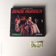 Videojuegos y Consolas: BLADE RUNNER PC. Lote 219552792