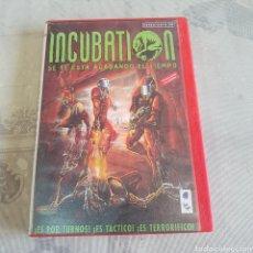 Videojuegos y Consolas: JUEGO DE PC INCUBATION. Lote 220227070