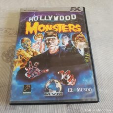 Videojuegos y Consolas: JUEGO DE PC HOLLYWOOD MONSTERS. Lote 220230917