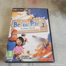 Videojuegos y Consolas: JUEGO DE PC BRICO PARTY. Lote 220231892