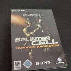 Jeux Vidéo et Consoles: PC 646 SPLINTER CELL -JUEGOS PC SEGUNDA MANO. Lote 220359510