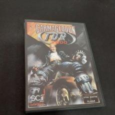 Jeux Vidéo et Consoles: PC 652 CARMAGEDDON TDR 2000 -JUEGOS PC SEGUNDA MANO. Lote 233917165
