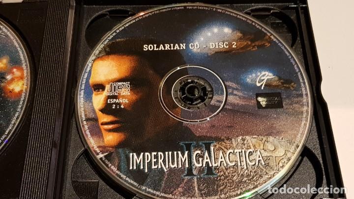 Videojuegos y Consolas: IMPERIUM GALACTICA II / ALLIANCES / EN ESPAÑOL / SOLAMENTE CDS / SIN LIBRETO. - Foto 3 - 220415622