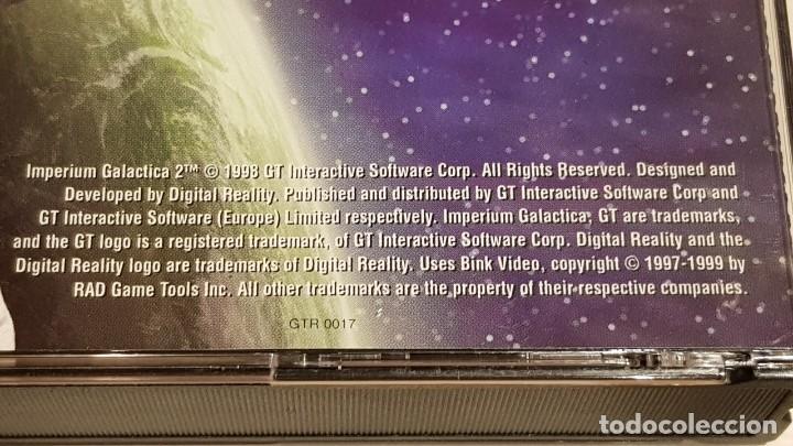 Videojuegos y Consolas: IMPERIUM GALACTICA II / ALLIANCES / EN ESPAÑOL / SOLAMENTE CDS / SIN LIBRETO. - Foto 7 - 220415622