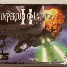Videojuegos y Consolas: IMPERIUM GALACTICA II / ALLIANCES / EN ESPAÑOL / SOLAMENTE CDS / SIN LIBRETO.. Lote 220415622