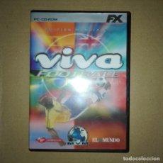 Videojuegos y Consolas: JUEGO FUTBOL - PC. Lote 220452303