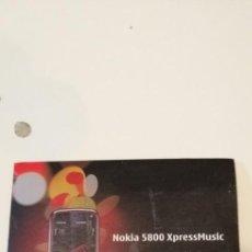 Videojuegos y Consolas: G-43 PC CDROM NOKIA 5800 XPRESSMUSIC. Lote 220524350