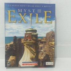 Videogiochi e Consoli: JUEGO DE PC MYST III EXILE. Lote 220620672
