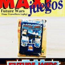 Videojuegos y Consolas: FUTURE WARS TIME TRAVELLERS [DELPHINE SOFTWARE] 1989 ERBE SOFTWARE [PC MSDOS 3 1/2] MAXIJUEGOS Nº 20. Lote 215405888