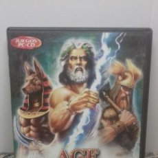 Videojuegos y Consolas: AGE OF MYTHOLOGY PC. Lote 221323021