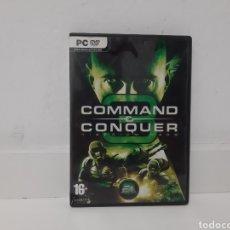 Videojuegos y Consolas: JUEGO PC COMMAND CONQUER. Lote 221622603