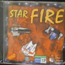 Videojuegos y Consolas: JUEGO DE PC RETRO (AÚN PLASTIFICADO) STAR FIRE. Lote 221627258