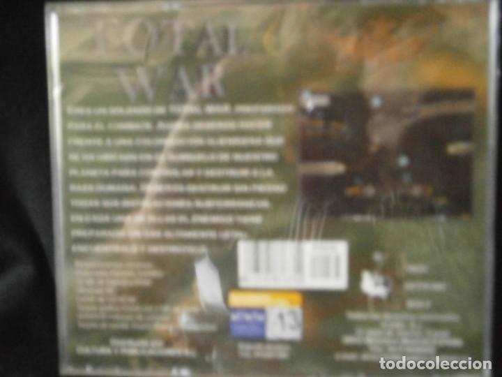 Videojuegos y Consolas: JUEGO DE PC RETRO (AÚN PLASTIFICADO) TOTAL WAR - Foto 2 - 221627408