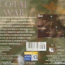 Videojuegos y Consolas: JUEGO DE PC RETRO (AÚN PLASTIFICADO) TOTAL WAR. Lote 221627432