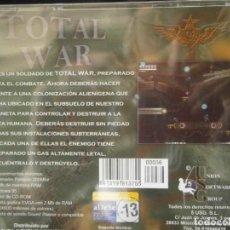Videojuegos y Consolas: JUEGO DE PC RETRO (AÚN PLASTIFICADO) TOTAL WAR. Lote 221627436