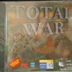 Videojuegos y Consolas: JUEGO DE PC RETRO (AÚN PLASTIFICADO) TOTAL WAR. Lote 221627442
