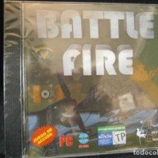 Videojuegos y Consolas: JUEGO DE PC RETRO (AÚN PLASTIFICADO) BATTLE FIRE. Lote 221646062