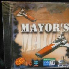 Videojuegos y Consolas: JUEGO DE PC RETRO (AÚN PLASTIFICADO) MAYOR'S. Lote 221647062