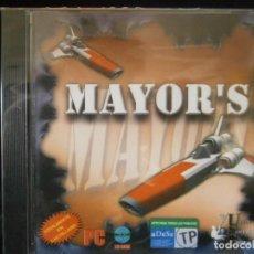 Videojuegos y Consolas: JUEGO DE PC RETRO (AÚN PLASTIFICADO) MAYOR'S. Lote 221647111