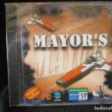 Videojuegos y Consolas: JUEGO DE PC RETRO (AÚN PLASTIFICADO) MAYOR'S. Lote 221647171