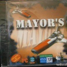 Videojuegos y Consolas: JUEGO DE PC RETRO (AÚN PLASTIFICADO) MAYOR'S. Lote 221647302
