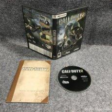 Videojuegos y Consolas: CALL OF DUTY 2 PC. Lote 221733817