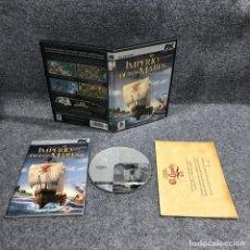Videojuegos y Consolas: PATRICIAL III IMPERIO DE LOS MARES PC. Lote 221733822