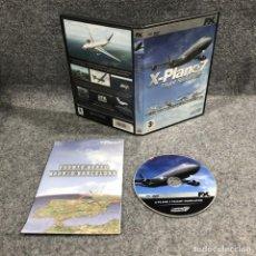 Videojuegos y Consolas: X PLANE 7 FLIGHT SIMULATOR PC. Lote 221733830