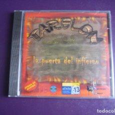 Videojuegos y Consolas: TARELON - LA PUERTA DEL INFIERNO - PC CD ROM - PRECINTADO - USG - UNION SOFTWARE GROUP. Lote 221738886