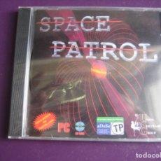 Videojuegos y Consolas: SPACE PATROL PC CD ROM PRECINTADO - UNION SOFTWARE GROUP - GUERRA GALAXIAS. Lote 221738990
