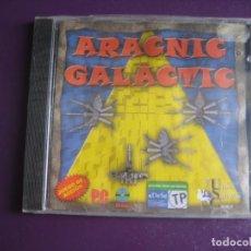 Videojuegos y Consolas: TROPPER'S WAR - ARACNIC GALACTIC - PC CD ROM PRECINTADO - UNION SOFTWARE GROUP. Lote 221739078
