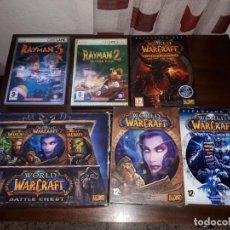 Videojuegos y Consolas: 71-LOTE JUEGOS PC. Lote 221896875