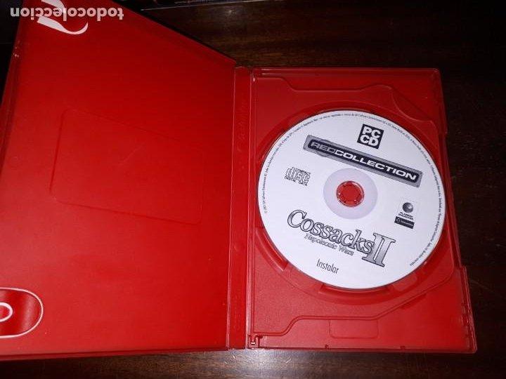 Videojuegos y Consolas: 72-LOTE DE JUEGOS PC - Foto 5 - 221897267