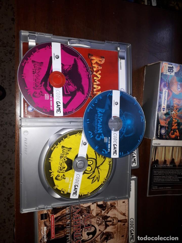 Videojuegos y Consolas: 72-LOTE DE JUEGOS PC - Foto 16 - 221897267