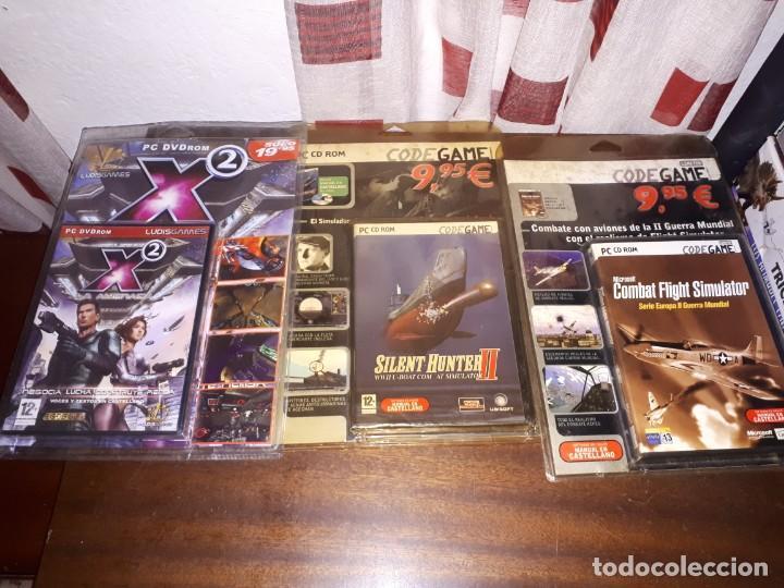 Videojuegos y Consolas: 74-LOTE DE JUEGOS PC - Foto 2 - 221897845