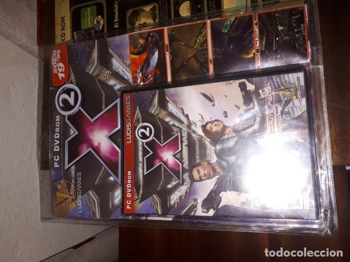 Videojuegos y Consolas: 74-LOTE DE JUEGOS PC - Foto 3 - 221897845