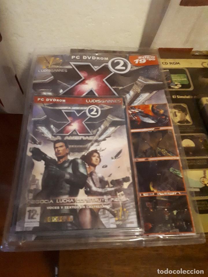 Videojuegos y Consolas: 74-LOTE DE JUEGOS PC - Foto 4 - 221897845