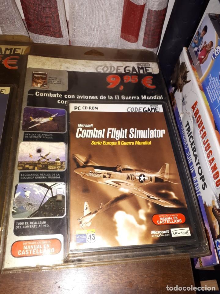 Videojuegos y Consolas: 74-LOTE DE JUEGOS PC - Foto 7 - 221897845