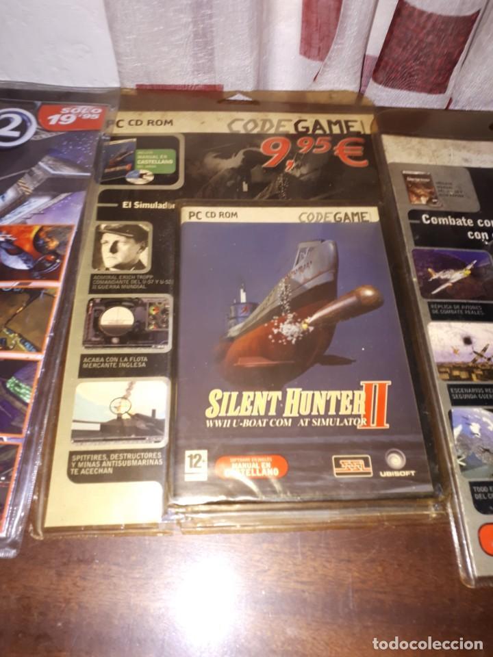 Videojuegos y Consolas: 74-LOTE DE JUEGOS PC - Foto 8 - 221897845